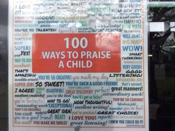 100 ways to praise a child 2
