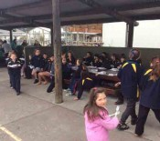 2015 Matariki Everyone enjoying their meal