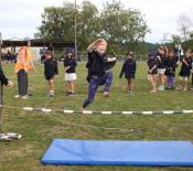 Junior school athletics display 2019 725a