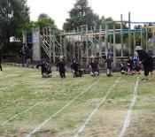 Junior school athletics display 2019 755