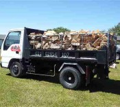 The Woodman donated firewood for Pet Day 2015 raffle opt